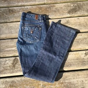 Peoples Liberation Tanya Boot Cut Jeans